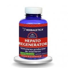 Hepato Regenerator Herbagetica - 120cps