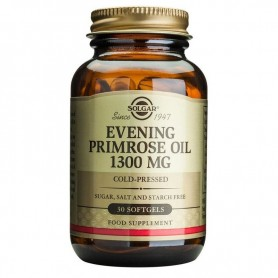 Evening Primrose Oil 1300mg softgels 30s SOLGAR