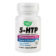 5-HTP 50 mg Secom - 30 tab