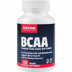 BCAA (BRANCHED CHAIN AMINO ACID) 120CPS