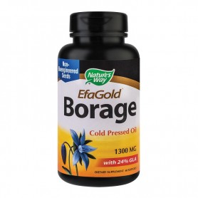 BORAGE EFAGOLD 1300MG 60CPS