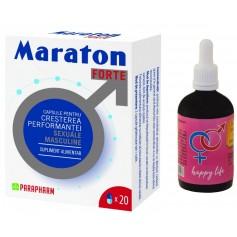 Maraton Forte + Libidou Femeie