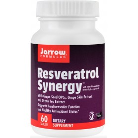 Resveratrol Synergy Secom - 60 tab