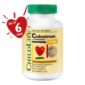 Colostrum with Probiotics Secom - 50 g