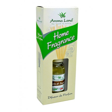 Difuzor de Parfum Amber& Santal - 125 ML