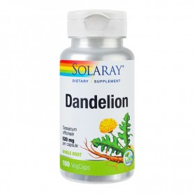 Dandelion (Papadie) 520 mg Secom - 100 cps