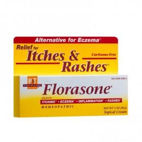 Florasone Eczema Cream Secom - 28 g