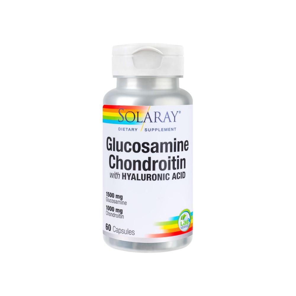 metabolismul glucosaminei condroitinei