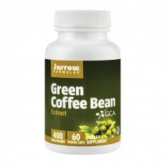 GREEN COFFEE BEAN 400MG, 60CPS
