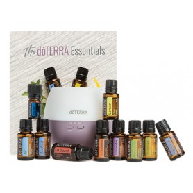 Set Uleiuri Esentiale Home Essentials Kit Doterra