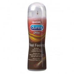 Lubrifiant Durex Play Real Feeling - 50 ML
