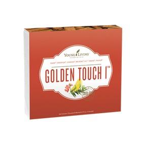 Colectia de Uleiuri Esentiale Golden Touch 1