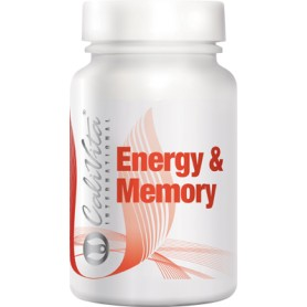 Energy and Memory 90 capsule, Calivita