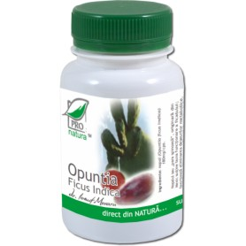 Opuntia Ficus Indica 60 cps Pro Natura