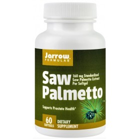 Palmier Pitic, Saw Palmetto, 160mg, Secom, 60cps