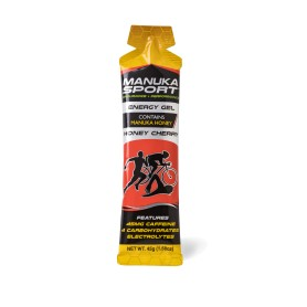 Manuka Sport, Energy Gel cu Cirese, 45 g