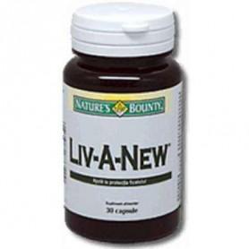 LIV-A-NEW 30CPS N.B. WALMARK