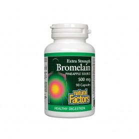 Bromelaina, 500 mg, 90 capsule