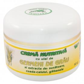 Crema Nutritiva cu Germeni de Grau, 50 g