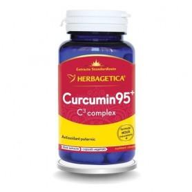 Curcumin 95, C3 Complex, 60 capsule