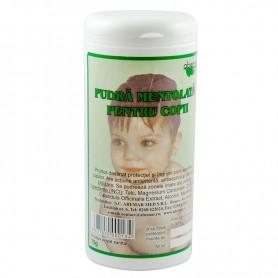 Pudra Mentolata pentru copii, 75 g