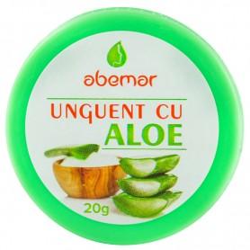 Unguent cu Aloe Vera, 20 g