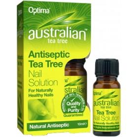 Solutie Antiseptica de Unghii cu Tea Tree