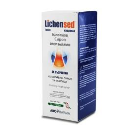 Lichensed Sirop Balsamic Copii, 100 ML