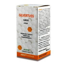 Silvertuss Sirop, 100 ML