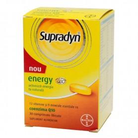 SUPRADYN ENERGY COENZIMA Q10 30CPR