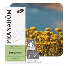 Ulei Esential Immortelle Bio (Helichrysum italicum) - 5 ML