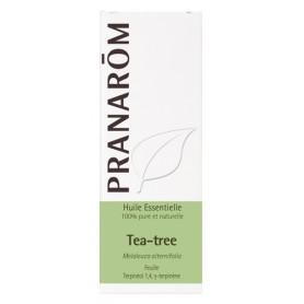 Ulei Esential de Melaleuca (Arbore de Ceai / Tea-tree) Bio - 10 ML
