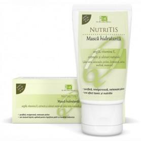 Masca de Fata, Hidratanta, Nutritis, 40 ml, Tis Farmaceutic