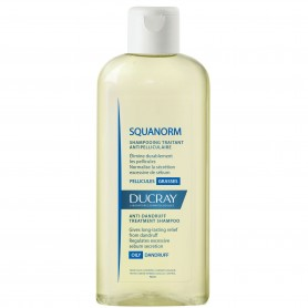 DUCRAY SQUANORM MATREATA GRASA*200 ML