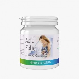 Acid Folic, 25 cps