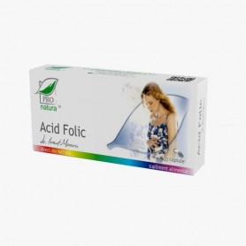 Acid Folic, 30 cps