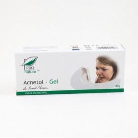 Acnetol, pentru cosuri, Gel, 40 gr