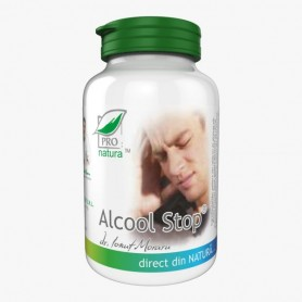 Alcool Stop, 60 cps