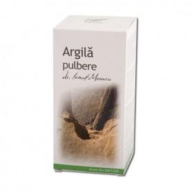Argila Pulbere pentru Acnee,Tranzit Intestinal, 150 gr