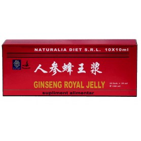 Ginseng, Roial Jelly, 10 FL