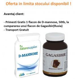 D-mannose (Manoza) 50tb, Gratis