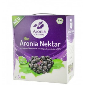 Nectar Bio de Aronia, 3 L