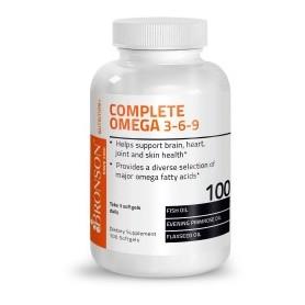 COMPLETE OMEGA 369 100 capsule
