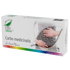 Carbune Activ, Carbo  Medicinalis, 30 cps