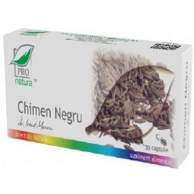 Antitusiv, Chimen Negru, 30 capsule