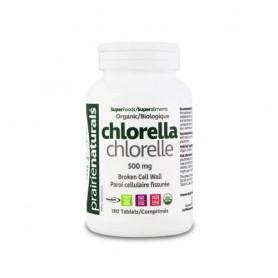 Chlorella Bio Pure 500 Mg, 180 tablete
