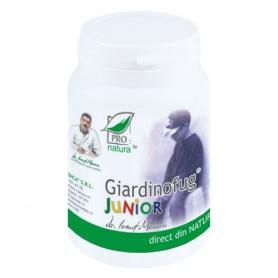 Giardinofug Junior pentru Paraziti Intestinali, 90 cps