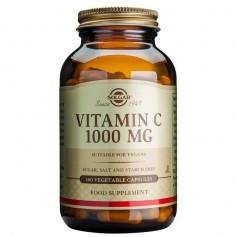Vitamin C 1000mg veg.caps 100s SOLGAR
