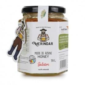 Miere de Salcam, 330 g Merindar