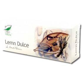 Lemn dulce, 30 cps